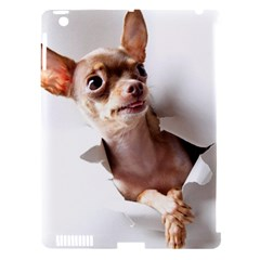 Chihuahua Apple Ipad 3/4 Hardshell Case (compatible With Smart Cover)