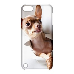 Chihuahua Apple iPod Touch 5 Hardshell Case with Stand