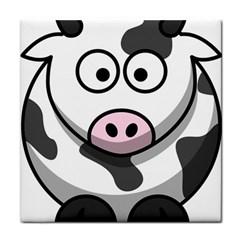 Cow Ceramic Tile