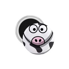 Cow 1.75  Button Magnet