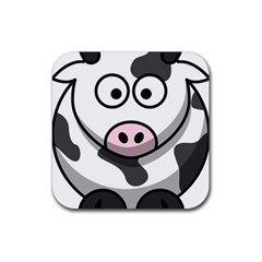 Cow Drink Coasters 4 Pack (Square)