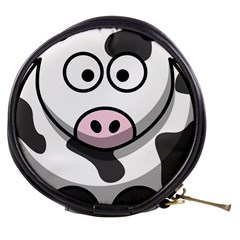 Cow Mini Makeup Case