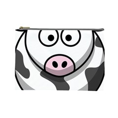 Cow Cosmetic Bag (large)