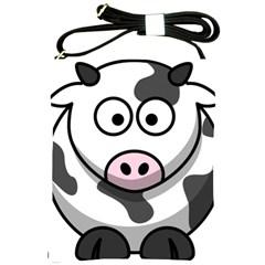 Cow Shoulder Sling Bag