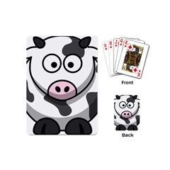 Cow Playing Cards (Mini)