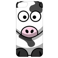 Cow Apple iPhone 5 Classic Hardshell Case