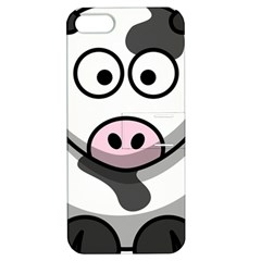 Cow Apple iPhone 5 Hardshell Case with Stand