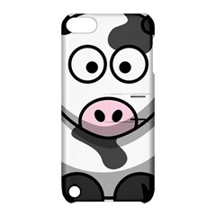 Cow Apple iPod Touch 5 Hardshell Case with Stand