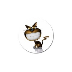 Funny Cat Golf Ball Marker 4 Pack