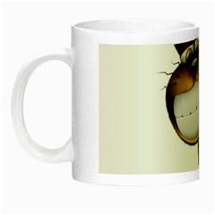Funny Cat Glow in the Dark Mug
