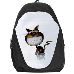 Funny Cat Backpack Bag