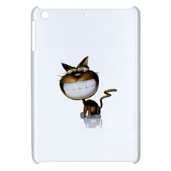 Funny Cat Apple Ipad Mini Hardshell Case