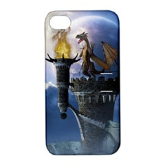 Dragon Land 2 Apple Iphone 4/4s Hardshell Case With Stand