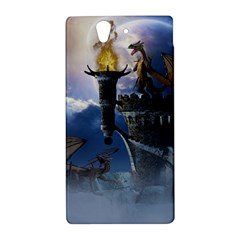 Dragon Land 2 Sony Xperia Z L36H Hardshell Case