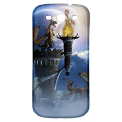 Dragon Land 2 Samsung Galaxy S3 S III Classic Hardshell Back Case