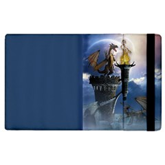 Dragon Land 2 Apple iPad 2 Flip Case