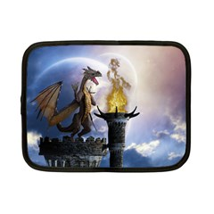 Dragon Land 2 Netbook Case (Small)