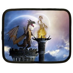 Dragon Land 2 Netbook Case (Large)