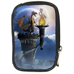 Dragon Land 2 Compact Camera Leather Case