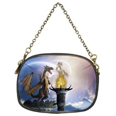 Dragon Land 2 Chain Purse (two Side)