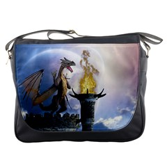 Dragon Land 2 Messenger Bag