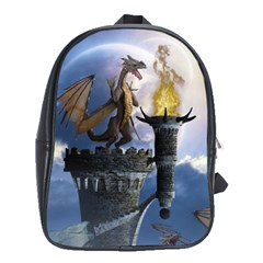 Dragon Land 2 School Bag (XL)