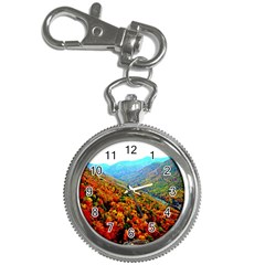 Through The Mountains Key Chain & Watch