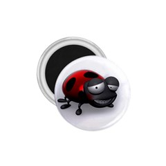 Lady Bird 1.75  Button Magnet