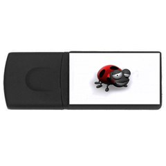 Lady Bird 1GB USB Flash Drive (Rectangle)