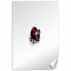 Lady Bird Canvas 20  x 30  (Unframed)