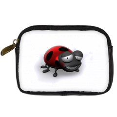 Lady Bird Digital Camera Leather Case