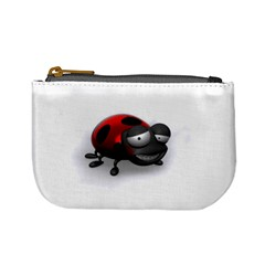Lady Bird Coin Change Purse