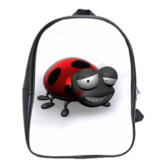 Lady Bird School Bag (Large)