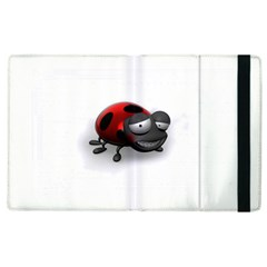 Lady Bird Apple Ipad 3/4 Flip Case