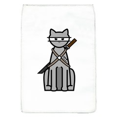 Ninja Cat Removable Flap Cover (Large)