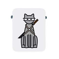 Ninja Cat Apple Ipad 2/3/4 Protective Soft Case
