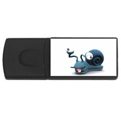 Funny Snail 1GB USB Flash Drive (Rectangle)