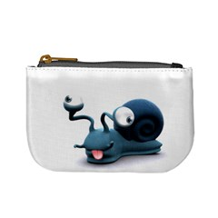 Funny Snail Coin Change Purse