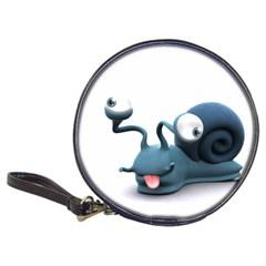 Funny Snail CD Wallet
