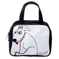 Pitbull Classic Handbag (One Side)