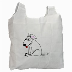 Pitbull Recycle Bag (Two Sides)