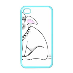 Pitbull Apple iPhone 4 Case (Color)