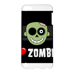 I Love Zombies Apple iPod Touch 5 Hardshell Case