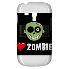 I Love Zombies Samsung Galaxy S3 MINI I8190 Hardshell Case