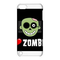 I Love Zombies Apple iPod Touch 5 Hardshell Case with Stand