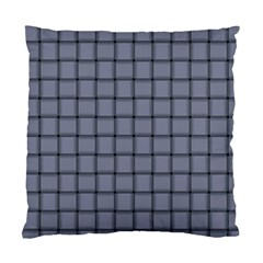 Cool Gray Weave Cushion Case (One Side)