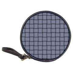 Cool Gray Weave CD Wallet