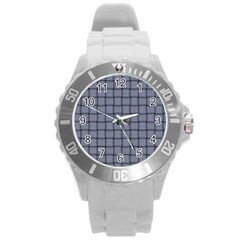 Cool Gray Weave Plastic Sport Watch (Large)
