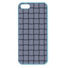 Cool Gray Weave Apple Seamless Iphone 5 Case (color)