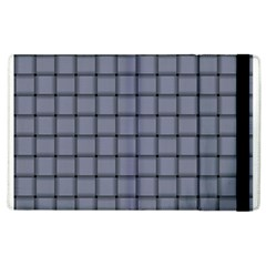 Cool Gray Weave Apple iPad 2 Flip Case